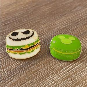 Disney Food pins